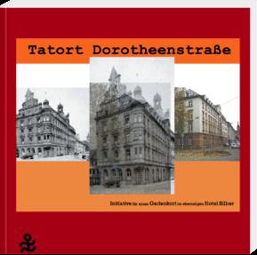 BuchCover: Tatort Dorotheenstraße